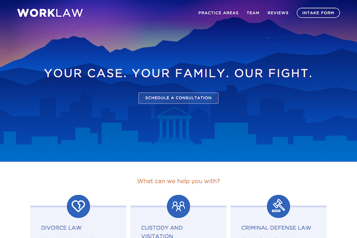 Work Law homepage